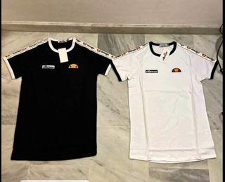 camiseta ellesen tallas de la XS hasta la XL
