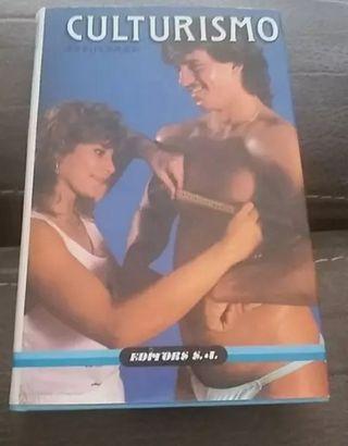 Libro Culturismo de John Rommer año 1986