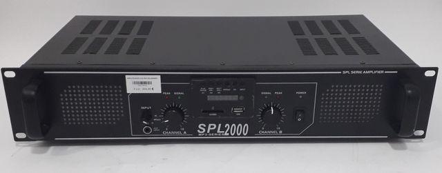 AMPIFICADOR HI-FI SKYTEC SPL 2000 (NUEVO)
