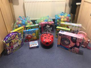 Mixed Toys bundle