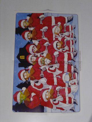 Poster Dragon Ball años 90