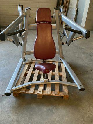 maquinas de gimnasio life fitness