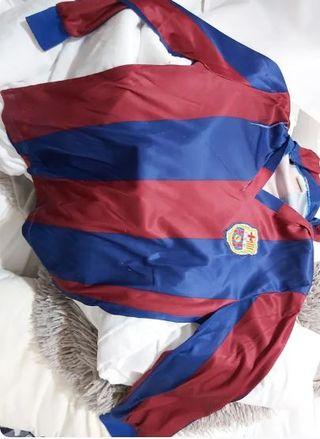 Camiseta Barça años 80