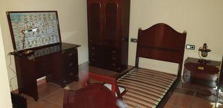 Dormitorio juvenil tipo náutico
