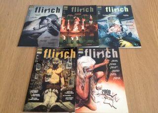 Cómic Flinch (Norma - Vertigo)