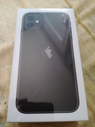 Iphone 11 128GB precintado negro