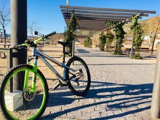 Bicicleta drift descenso 27,5