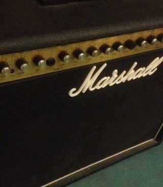 Amplificador guitarra Marshall 100W