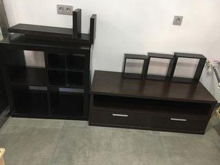 Mueble y estanteria