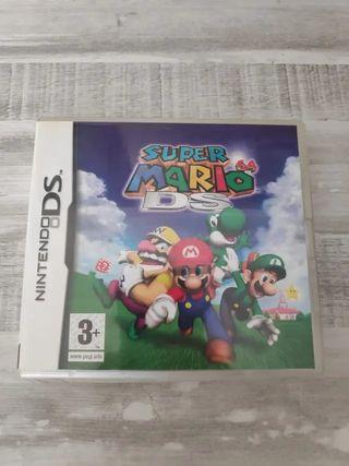 Super Mario 64 DS - Juego Nintendo DS