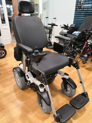 Silla de ruedas eléctrica Puma 20