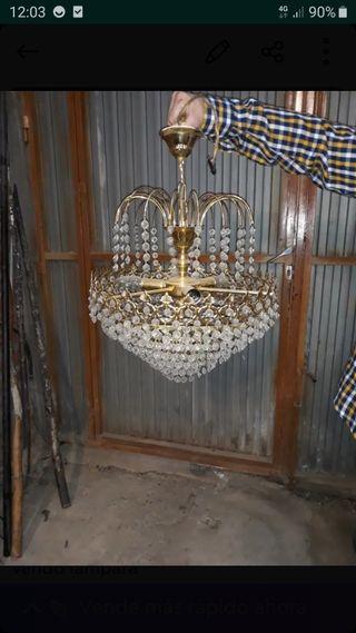 vendo lámpara