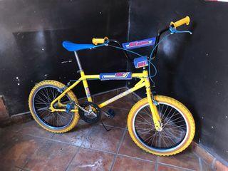 Bicicleta BH California X3 bmx