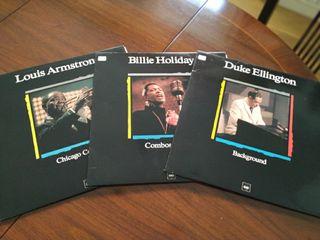 Colección Maestros del Jazz