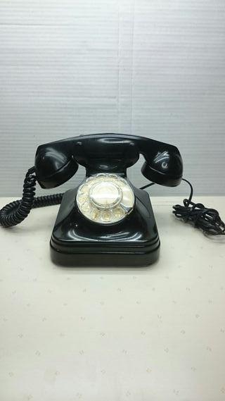 Telefono antiguo baquelita sobremesa