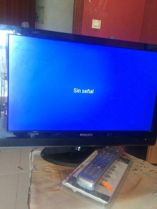 Tv monitor philips hdmi 20 pulgadas