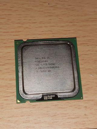 Procesador Intel® Pentium® 4 531