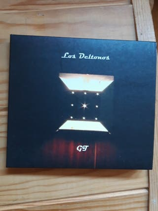 los Deltonos cd GT del tonos