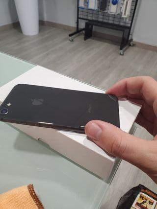 IPHONE 8 PLUS NEGRO 64 GB