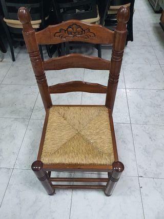sillas bares rusticos