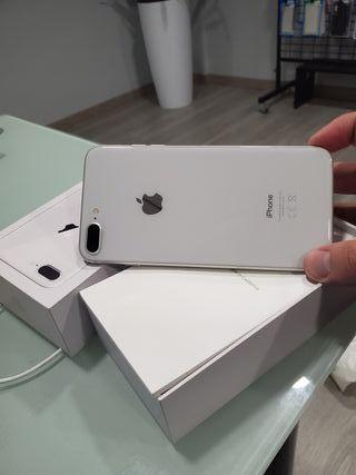 Iphone 8 plus 64 gb GB SILVER