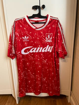 Camiseta Retro Liverpool Kenny Dalglish