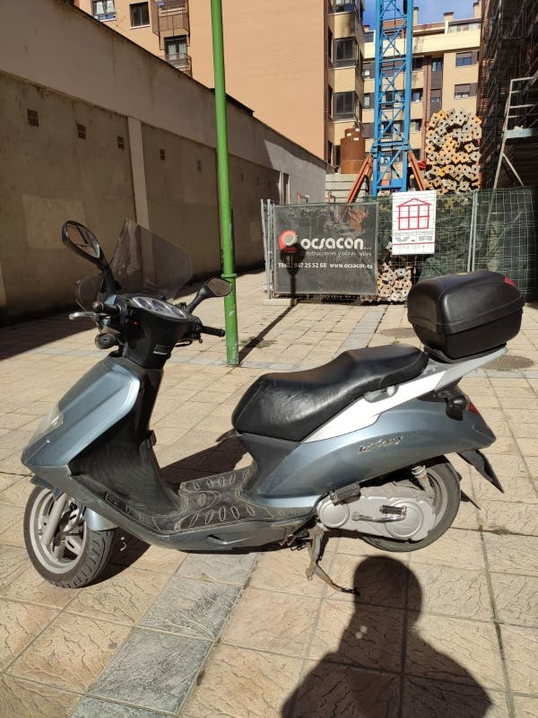 Scooter Daelim 125