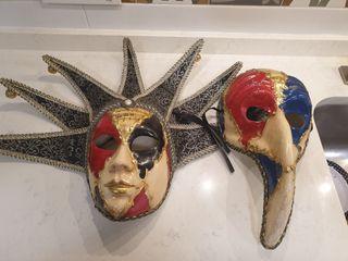 Mascara autentica de Venecia