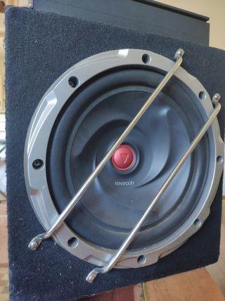 equipo de sonido coche