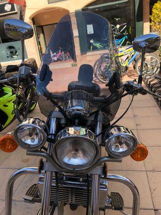 Moto Custom CSR 250 C,C