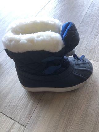 Botas nieve niños