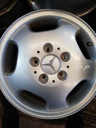 Llantas Mercedes 15