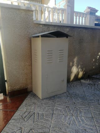 caseta de gas