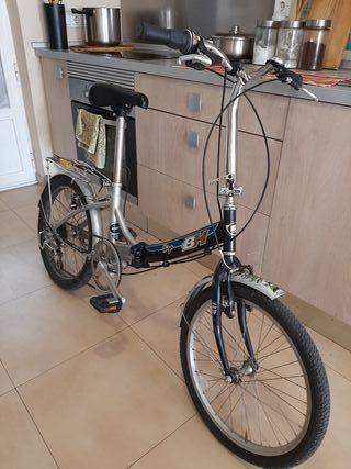 bicicleta casual