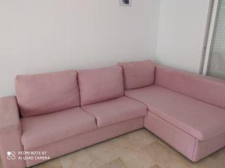 sofá cama cheslong