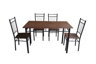 Mesa con 4 sillas [D1204]