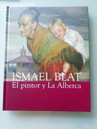 Libro de pintura Ismael Blat