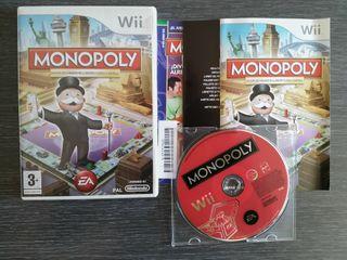 Vendo Monopoly para Nintendo Wii.
