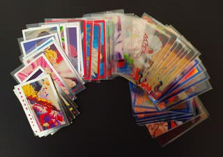 LOTE CARDS DRAGON BALL