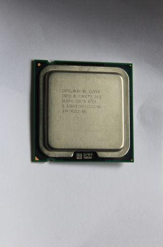 Procesador Intel® Core2 Duo E6550