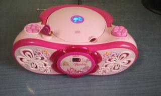 Radio CD Barbie AUX
