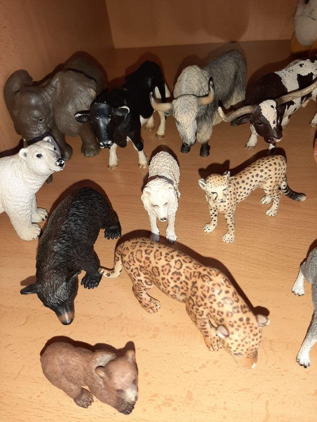 Animales Schleich