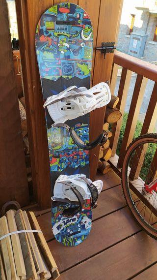 Tabla Snowboard Burton niño