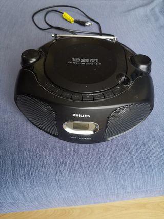 Philips AZ302/55 radio CD