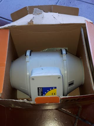 Circulador Aire Sodeca / Extractor.