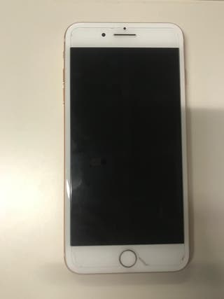 Iphone 8 plus oro rosa