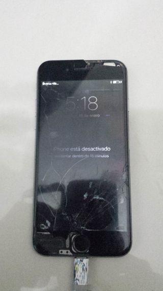 iphone 6 pantalla rota