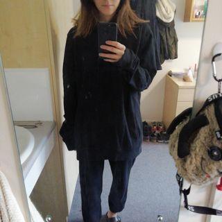 Black hoodie Allsaints