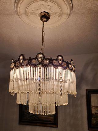 Lote de lámparas