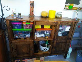 Mueble aparador madera
